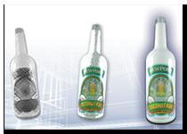 Graphic Design for Bottle Packaging
